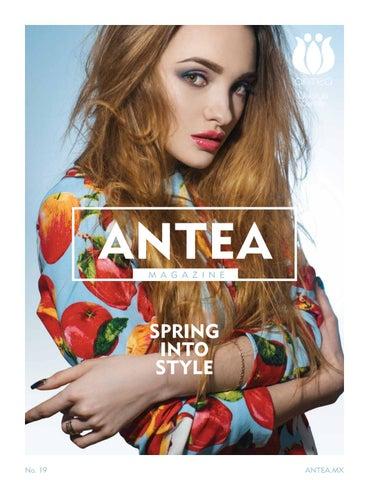 ANTEA MAGAZINE 19 Primavera 2019 by QUATRO GLOBAL MEDIA