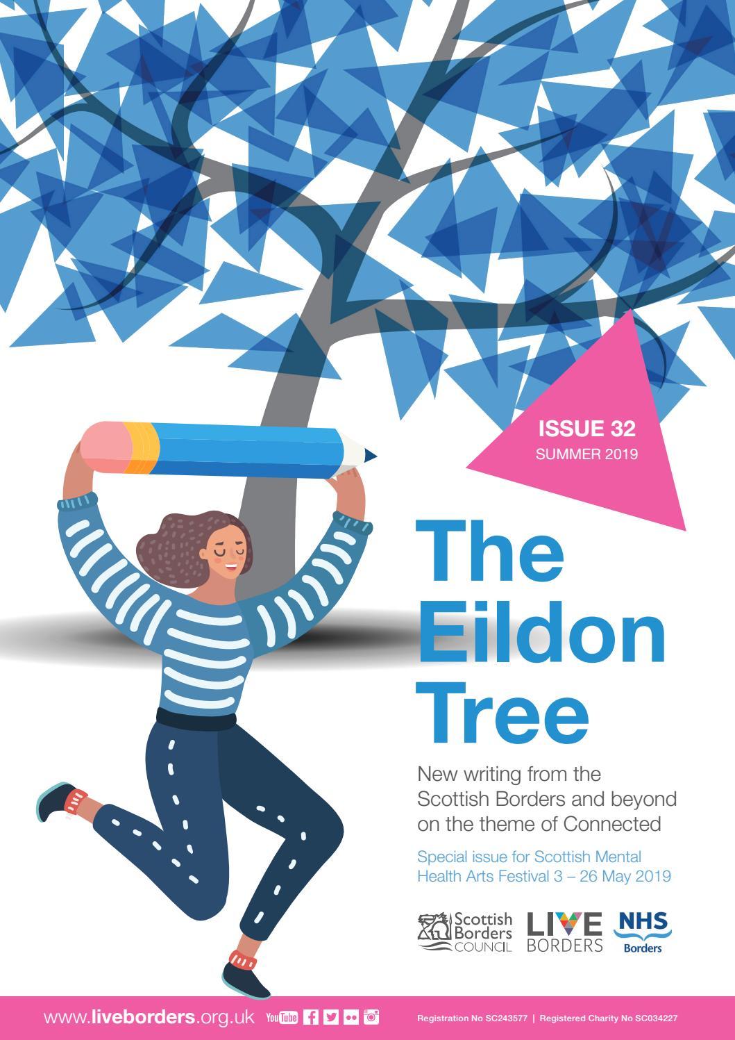 Eildon Tree Issue 32 by Live Borders - issuu