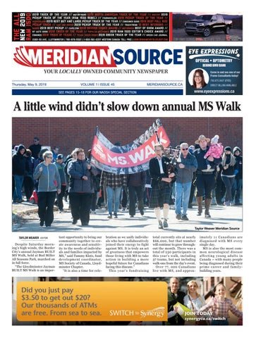 Meridian Source - May 9, 2019 by Meridian Source - issuu