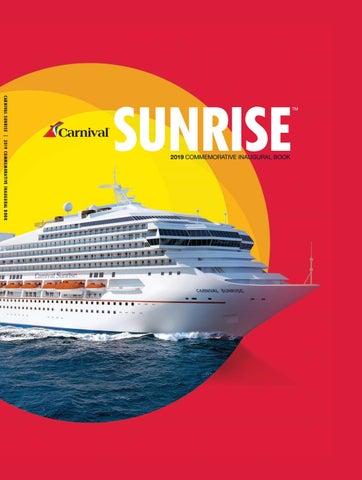 5e8edbd3bcf9a 2019 CCL Sunrise Inaugural Book by Onboard Media - issuu