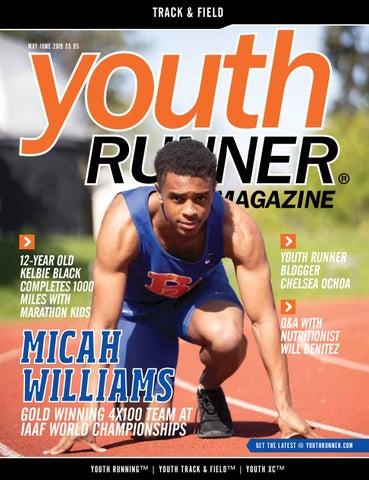 Youth Runner Magazine May June 2019 by Gosportz Media, LLC