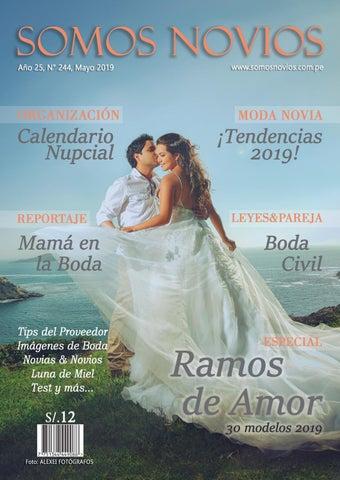 ecfc058cbf Revista Somos Novios MAYO 2019 by Somos Novios - issuu