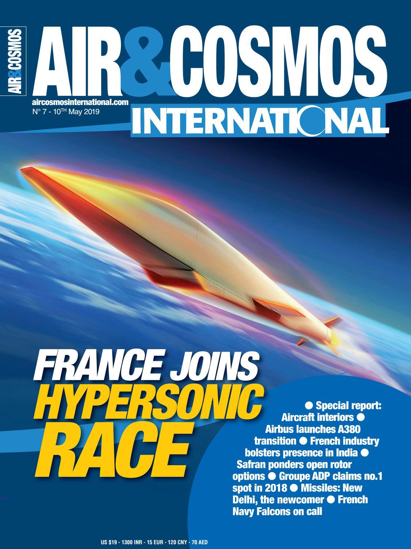 Air&Cosmos International Magazine - issue 7 by Air&Cosmos