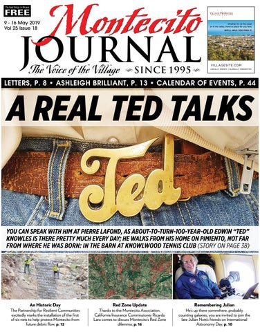Ted Video 1602 How Childhood Trauma >> A Real Ted Talks By Montecito Journal Issuu