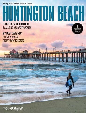 ecf80518 Huntington Beach Visitors Guide 2019   2020 by Orange Coast Magazine ...