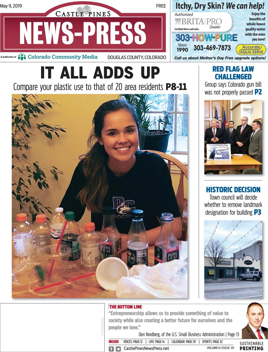 Castle Pines News Press 0509 by Colorado Community Media - issuu