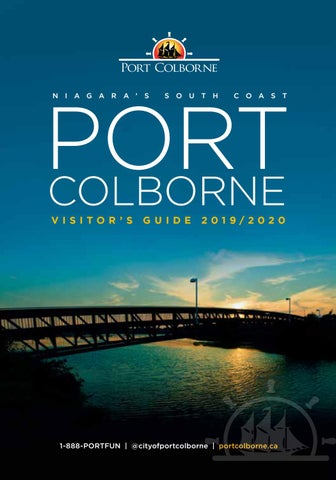 Clarence Center Labor Day Fair 2020.Port Colborne Visitor S Guide 2019 2020 By Todaymagazine Issuu