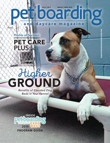 Pet Boarding and Daycare March April 2019 by Barkleigh