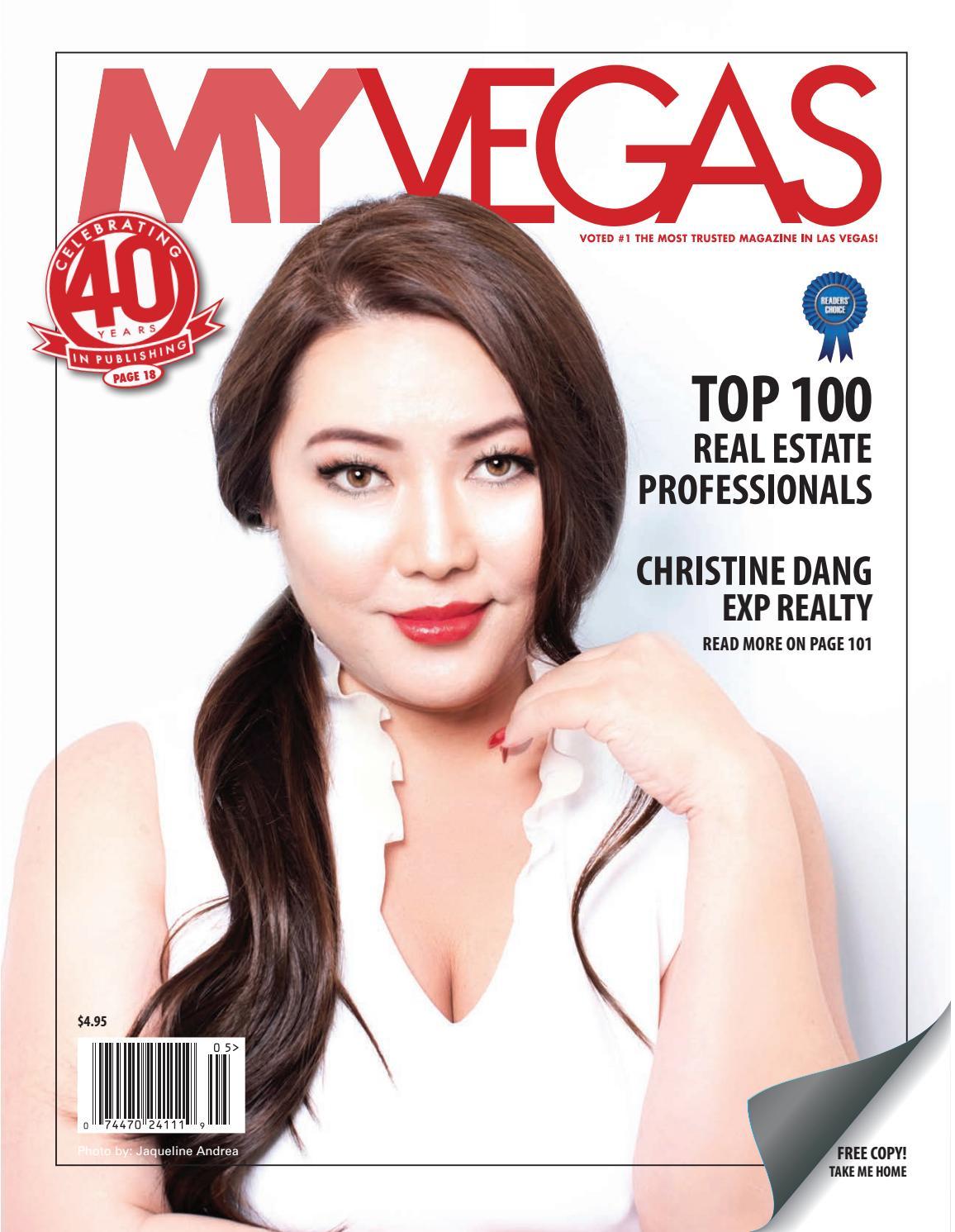 Issue 219 - Christine Dang by MyVegas Mag - issuu