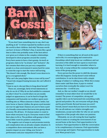 Page 11 of Barn Gossip