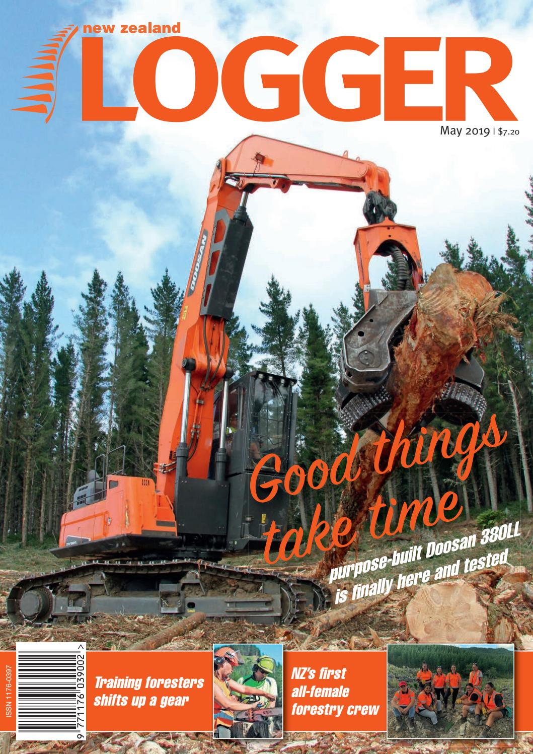 NZ Logger May 2019 by nzlogger - issuu