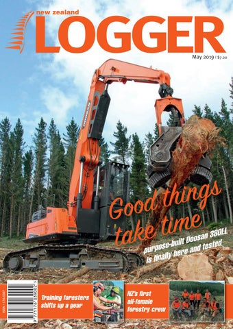 NZ Logger May 2019 by nzlogger - issuu