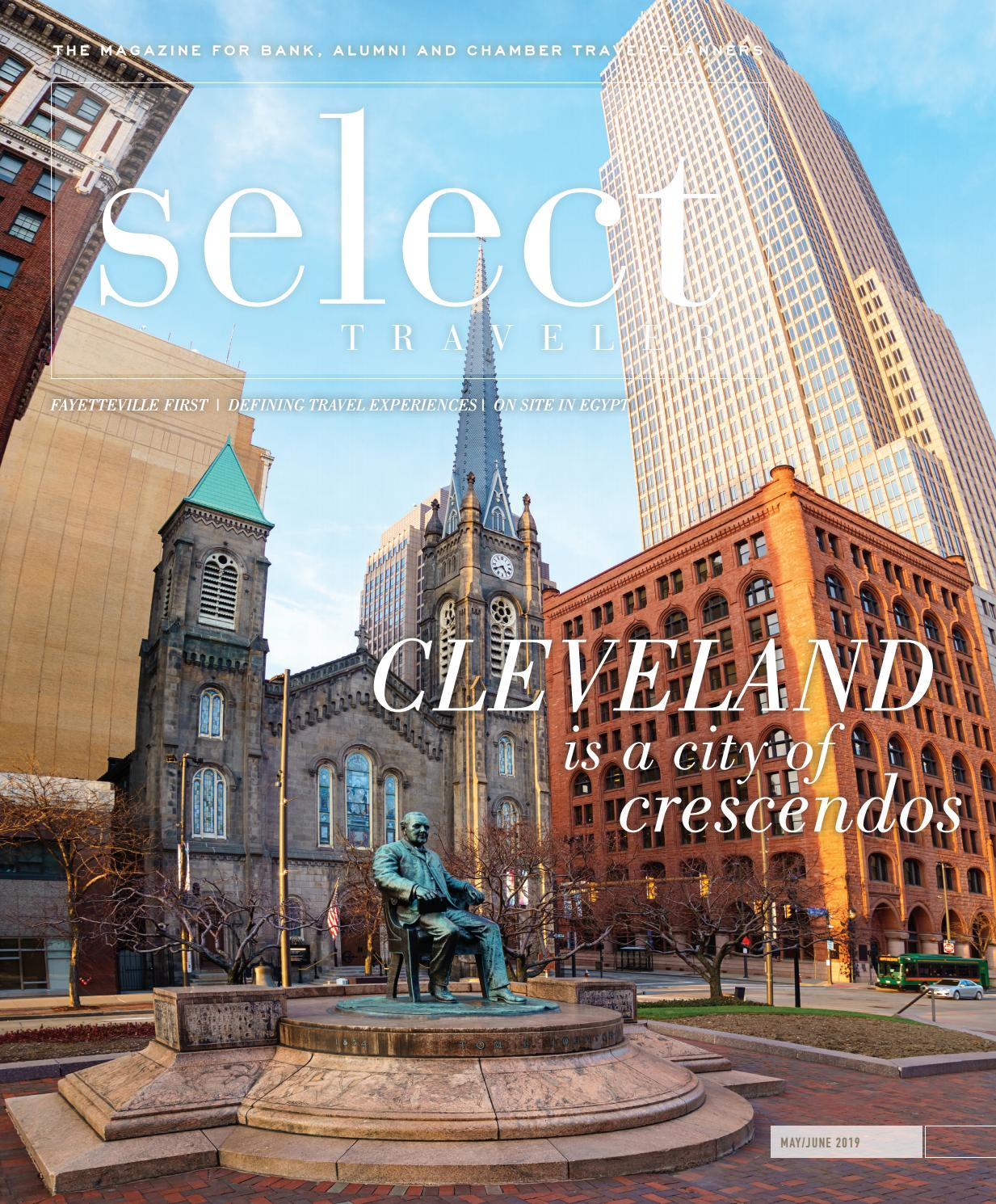 Select Traveler May June 2019 by The Group Travel Leader ...