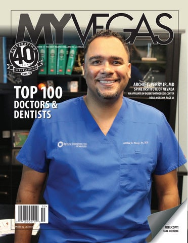 c95b814d9be0 Issue 219 - Spine Institute of NV by MyVegas Mag - issuu