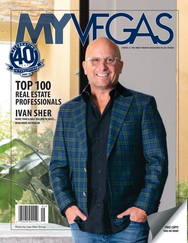1bc8809e36 Issue 219 - Ivan Sher by MyVegas Mag - issuu