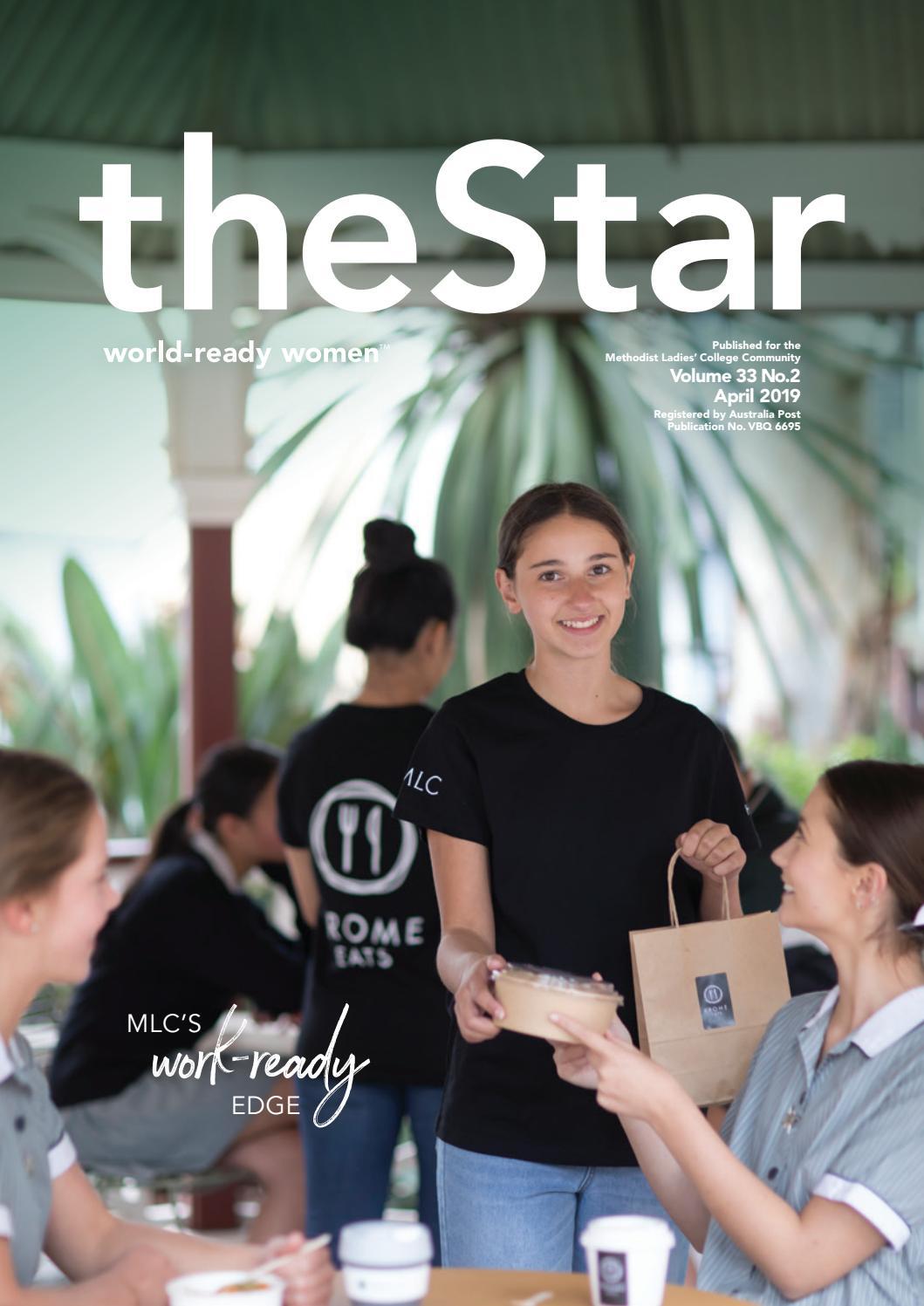 The Star - April 2019 by Methodist Ladies' College - issuu