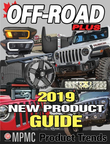 separation shoes cfa5f 12b98 Off-Road Plus New Product Guide 2019 by RPM Canada - issuu