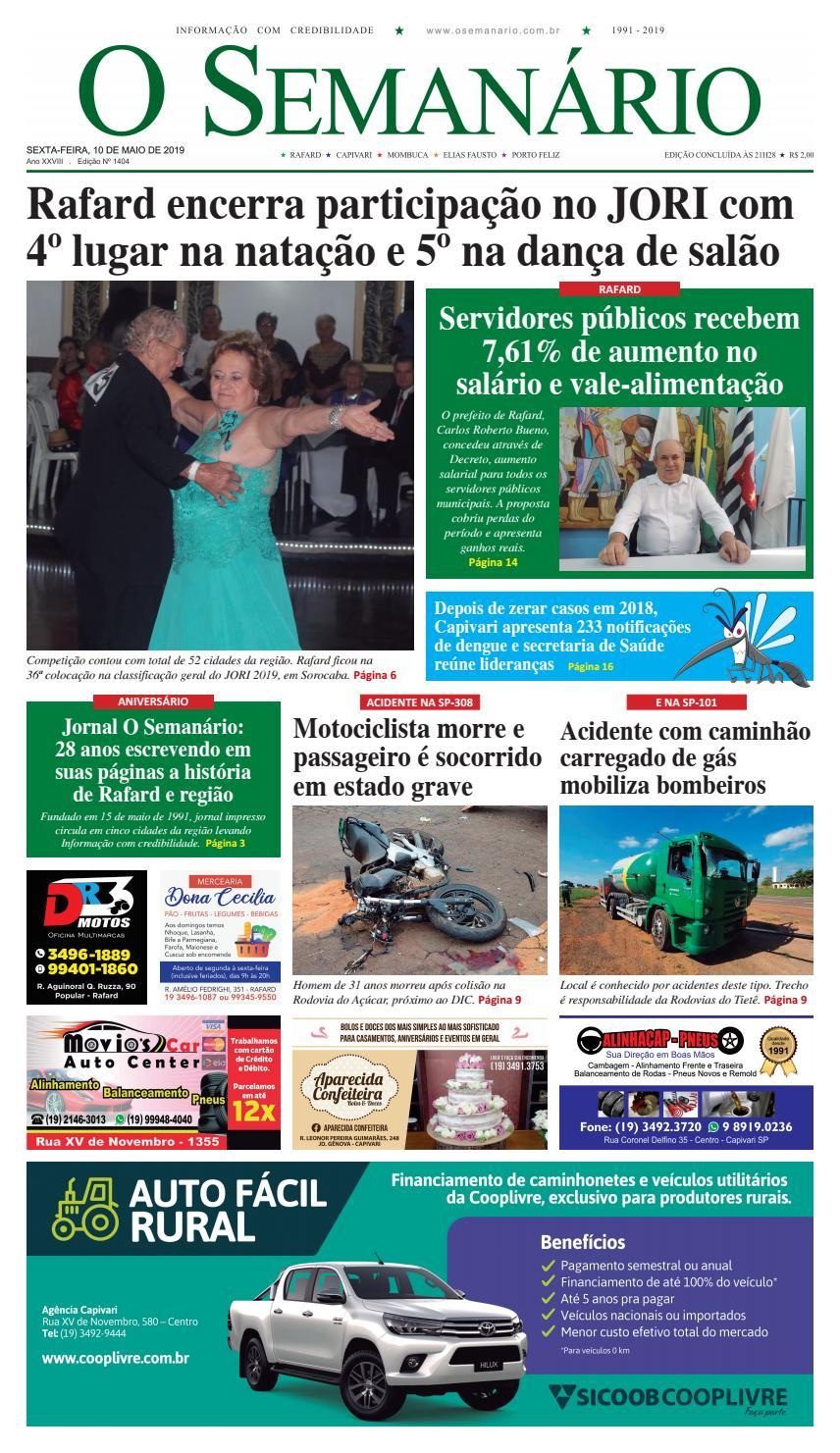 56ce6f452 Jornal O Semanário Regional - Edição 1404 - 10 05 2019 by Jornal O  Semanário - issuu