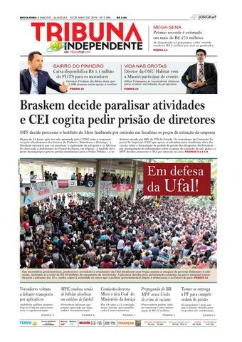 5d3efa28e Edição número 3389 - 10 de maio de 2019 by Tribuna Hoje - issuu
