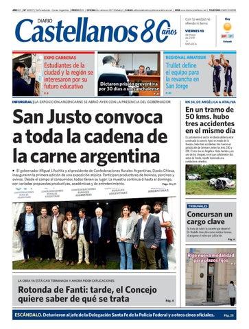 Diario Castellanos 10 05 19 by Diario Castellanos issuu