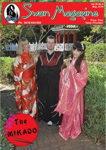 Swan Magazine May 2019 By Swan Magazine Issuu