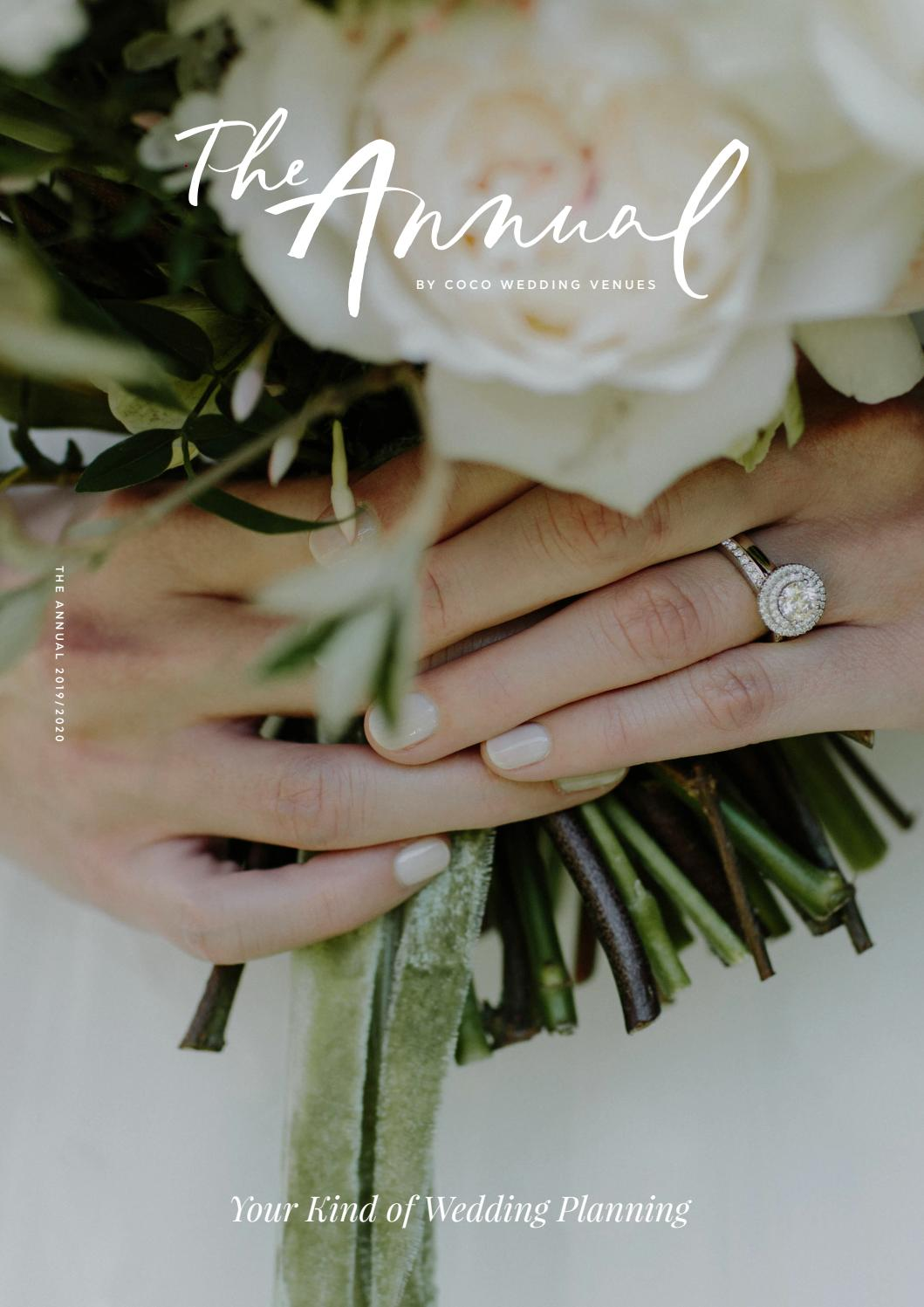 The Annual 2019/20 by Coco Wedding Venues - issuu