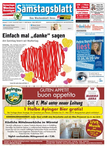 Straubinger wochenblatt online dating