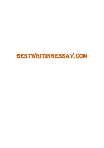 My thesis essay format writing