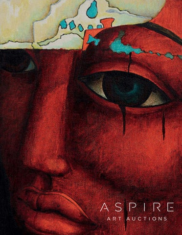 Aspire Winter 2019 Catalogue by Aspire Art Auctions - issuu