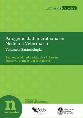Patogenicidad Microbiana En Veterinaria By Nestor Stanchi