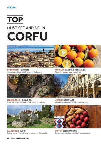 Page 14 of Top Must See and Do in Corfu