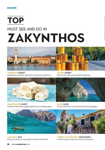 Page 40 of Top Must See and Do in Zakynthos