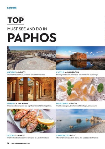 Page 52 of Top Must See and Do in Paphos