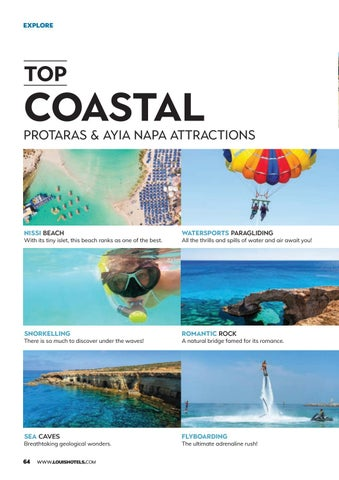 Page 66 of Top Coastal Protaras & Ayia Napa Attractions