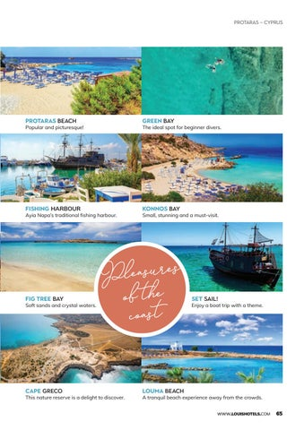 Page 67 of Top Coastal Protaras & Ayia Napa Attractions