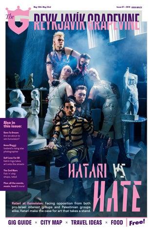 The Reykjavík Grapevine, Issue 7, 2019 by Reykjavík Grapevine - issuu