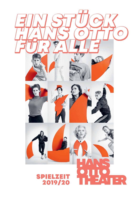 db46557cf5 Ein Stück Hans Otto für alle: Die Spielzeit 2019/20 by Hans Otto Theater -  issuu
