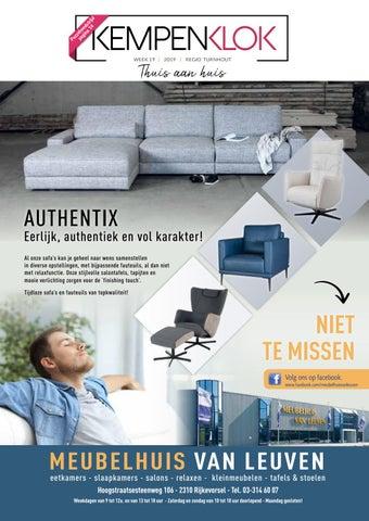 Kempenklok Turnhout Week 19 By Intermedia Contentmakers Issuu