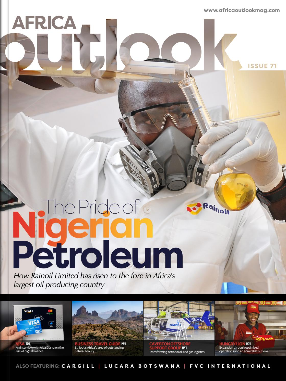 Africa Outlook - Issue 71 by Outlook Publishing - issuu