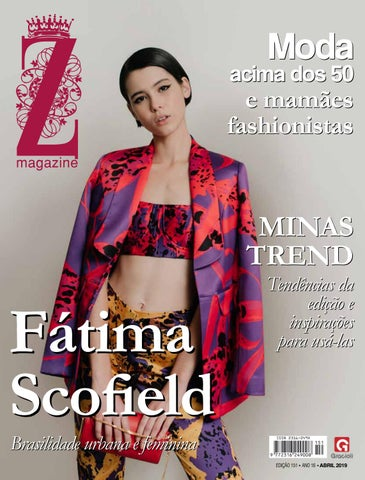b2e97efa68 Z Magazine - Edição 151 - Abril 2019 by Z Magazine - issuu