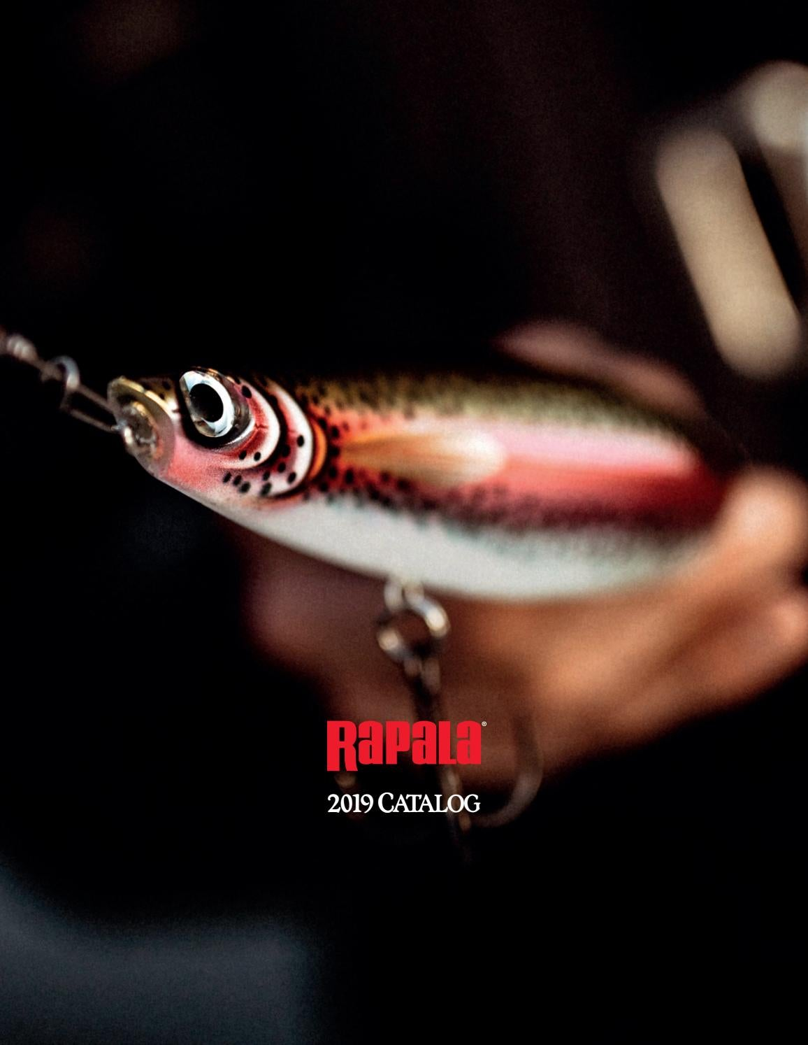 NEW Rapala 2.5-inch Suspending RattlIng Glass Minnow Husky Jerk Fishing Lure