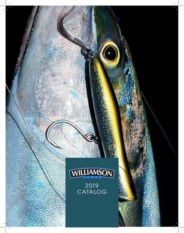 """Williamson Lures Dorado Catcher Rigged DCR6-BD Bleeding Dorado 150mm 6/"""" Trolling"""