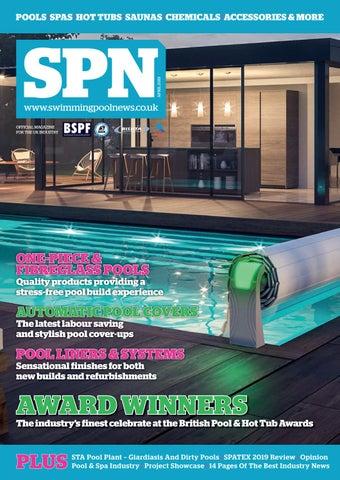 SPN (Swimming Pool News) April 2019 by Aqua Publishing Ltd ...