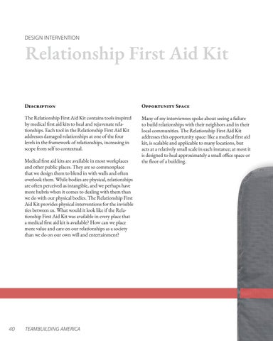 Page 40 of Relationship First Aid Kit