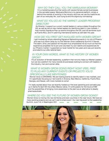 Page 27 of Women in Cannabis | Parisa Rad Q&A