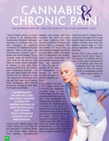 Page 44 of Cannabis & Chronic Pain