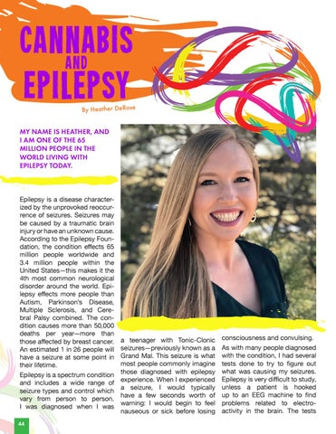 Page 46 of Cannabis & Epilepsy