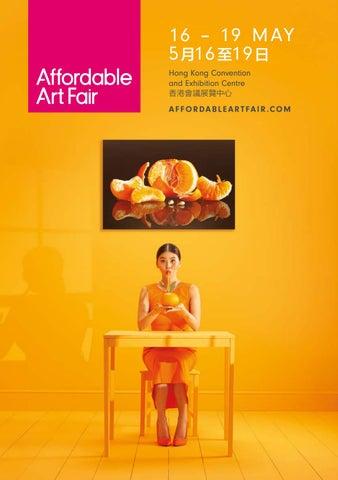 Affordable Art Fair Hong Kong 2019 E-Catalogue by Affordable Art