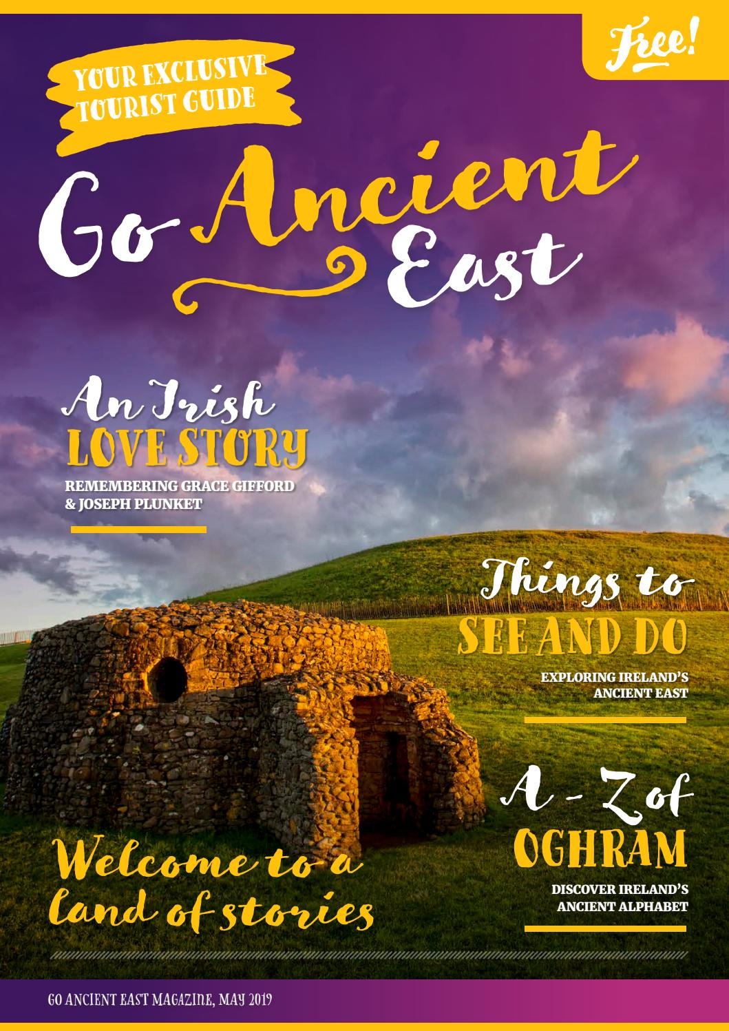 Go Ancient East - Summer 2019 Edition by Go Wild Magazine