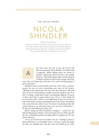 Page 44 of The Special Award – Nicola Shindler